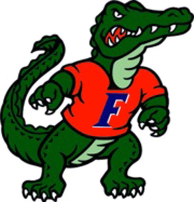 Buy Florida Gator Cross Stitch Pattern LOOK at AtomicMall.com