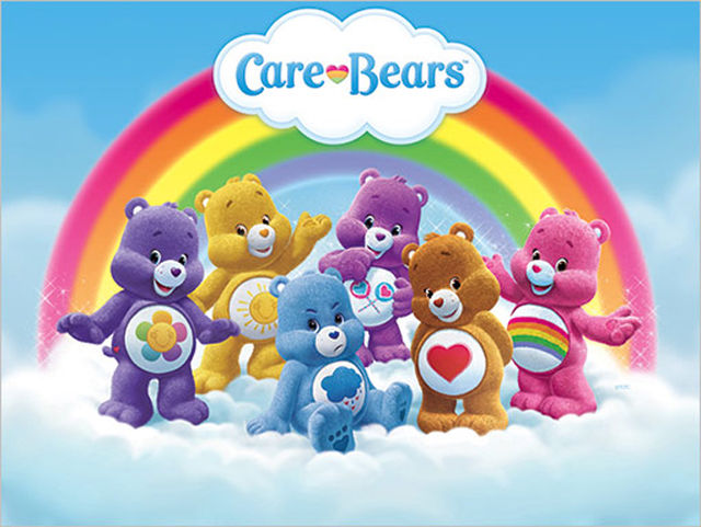Buy Care Bears Gang Cross Stitch Pattern LOOK~~ I SEND WORLD-WIDE ~~Free at AtomicMall.com