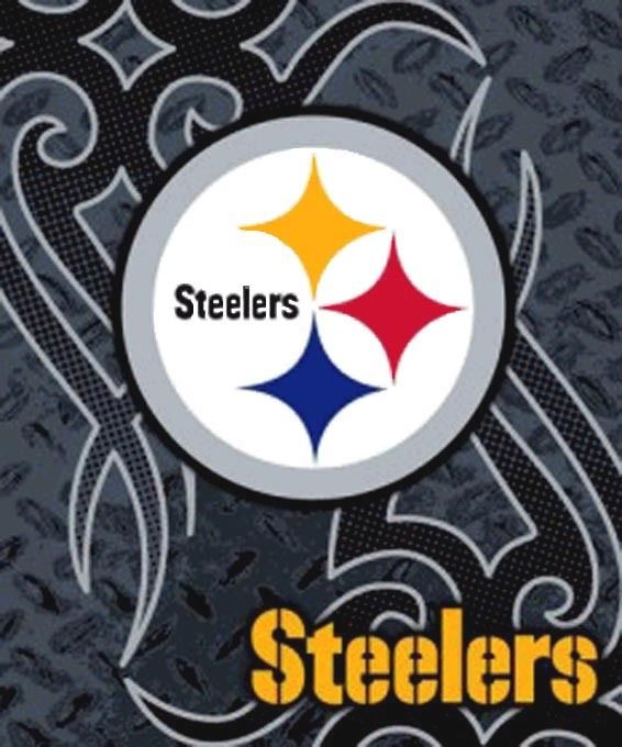 Pittsburgh SteeLers NFL Cross Stitch Pattern LOOK