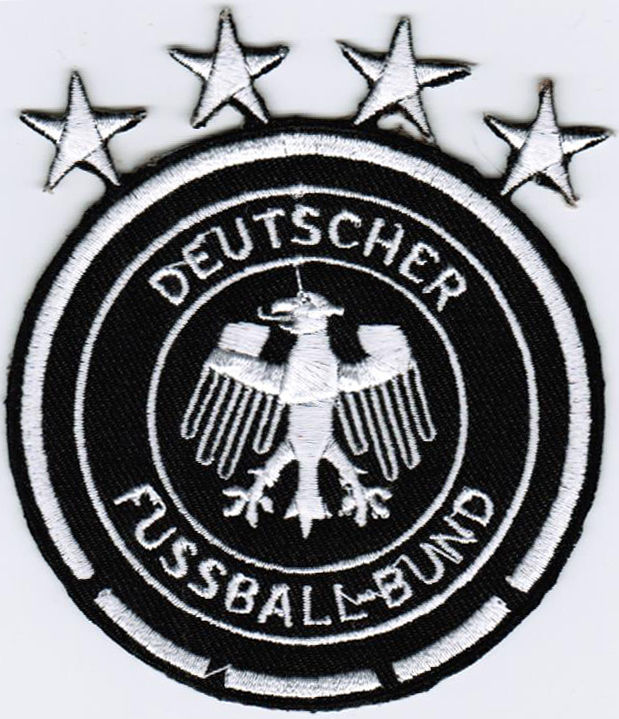 Germany National Football Team FIFA Soccer Badge ...
