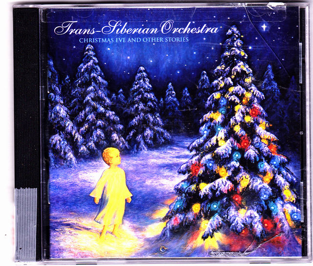 christmas eve other stories by trans siberian orchestra cd 1996 very good