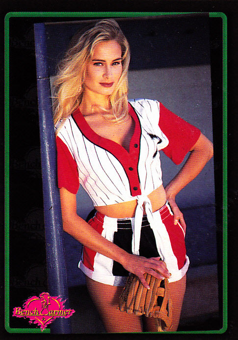 Kristin Marco 128 1994 Bench Warmers Sexy Trading Card