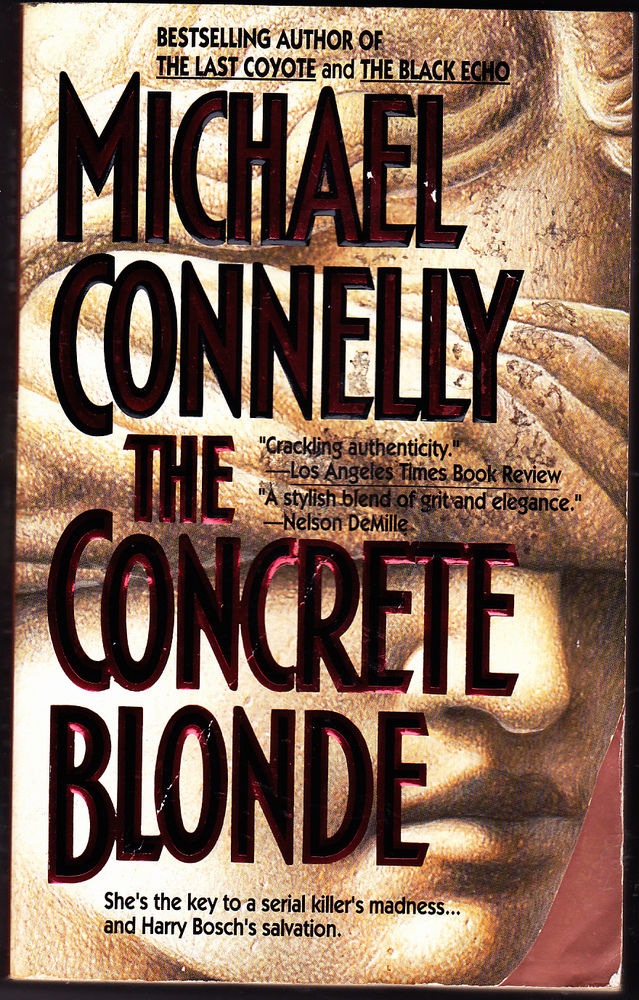 the concrete blonde by michael connelly very good