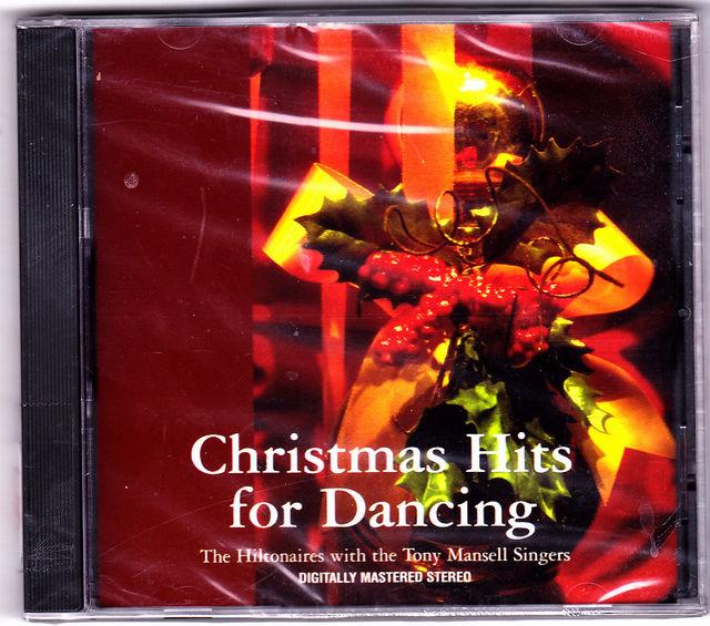 christmas hits dancing 2002 cd brand new