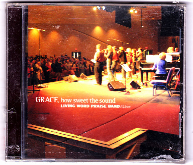 Grace How Sweet the Sound CD Brand New