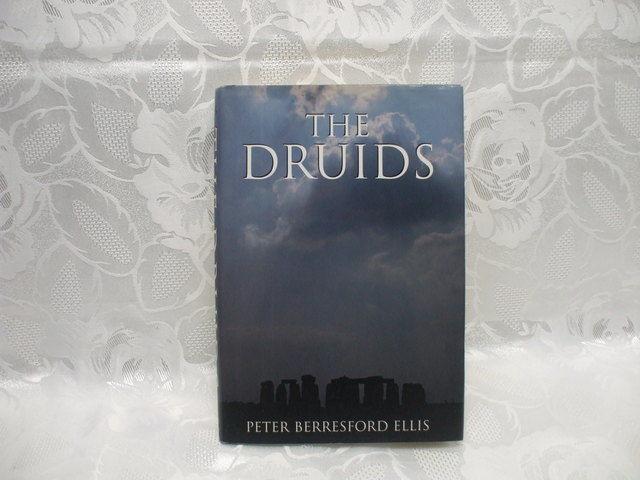 The Druids Hardcover With Dust Jacket 1995 Peter Berresford Ellis