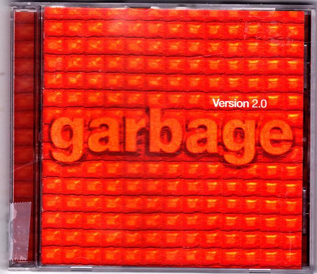 version 2 0 by garbage cd 1998 very good