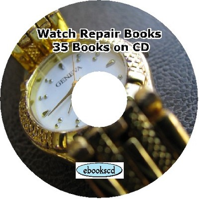 Clock Repair Ebook