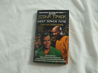 Star Trek Deep Space Nine Trials and Tribble ations book