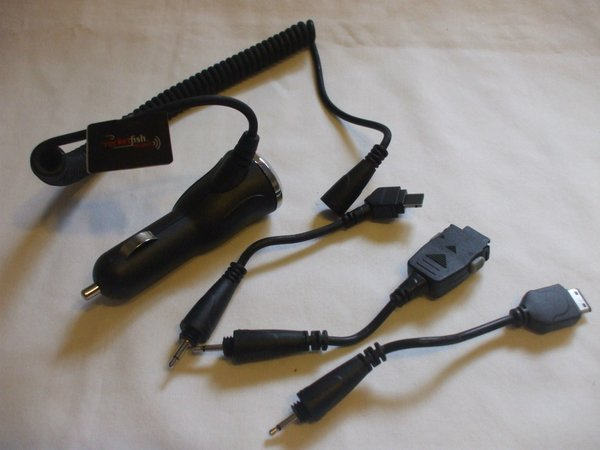 rocketfish rf sam55 samsung cell phone mobile car travel charger black