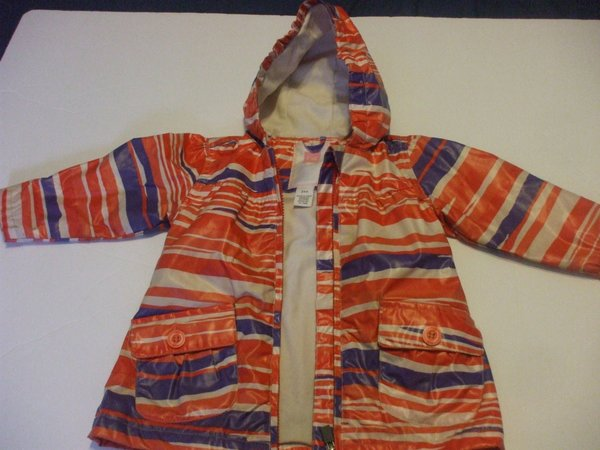 TAG Toddlers Raincoat Polyurethane 24 Months Girls