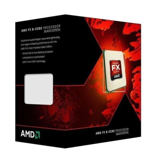 AMD FX 8350 4000MHz 8 Core FD8350FRHKBOX Processor