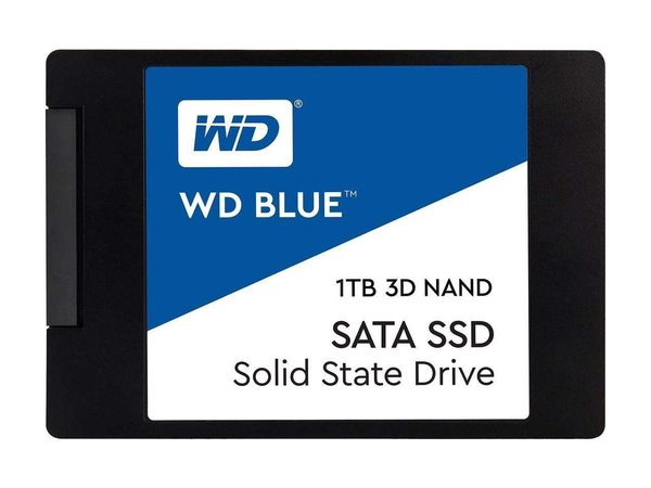 Western Digital Blue 3D NAND 1TB Internal 2 5 SSD