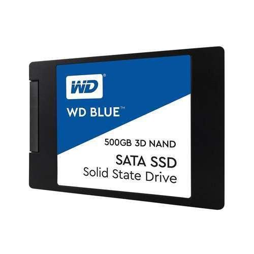 western digital blue 3d nand 500gb internal 2 5 ssd